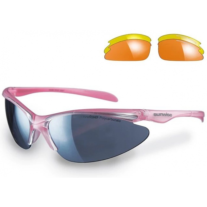 Thirst Sports Sunglasses - Pearl Pink - Sunglasses