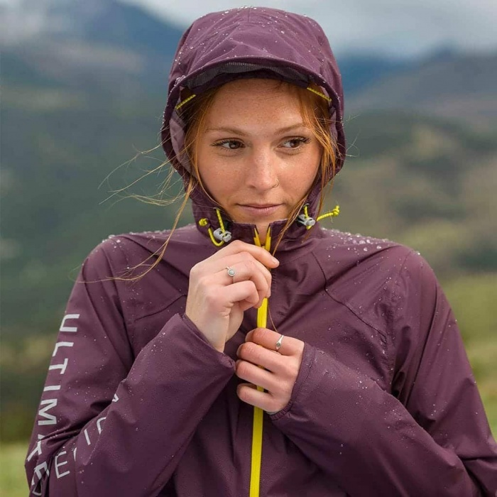 Ultimate Direction - Women's Ultra Jacket V2 - Ultimate Direction Women's Ultra Jacket V2