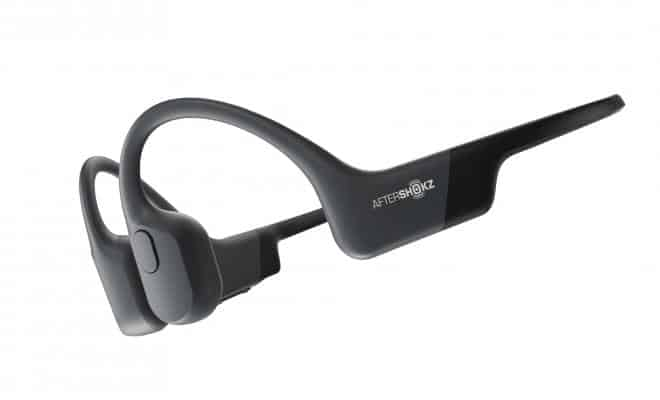 Aftershokz Aeropex - Cosmic Black - AfterShokz Aeropex