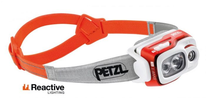 Petzl - SWIFT RL 2019 Release - Orange - Petzl Swift RL